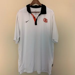 Oregon State Nike DriFit Polo